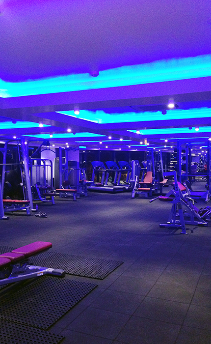 One Design-Energia Fitness Gym, Bandra East, Mumbai
