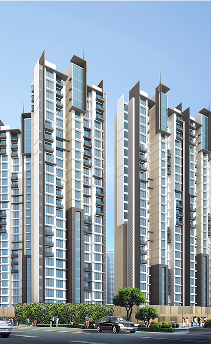One Design-REDEVELOPMENT PROJECT, Dahisar West