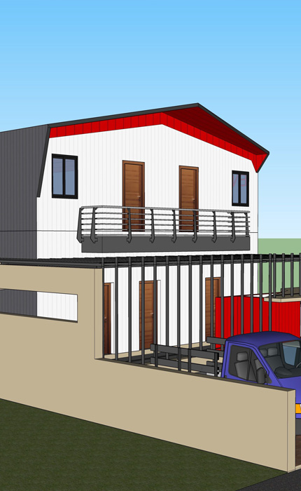 One Design-FACTORY PROJECT, Sangamner
