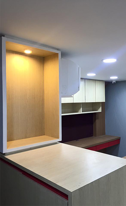 One Design-OFFICE PROJECT_Malad
