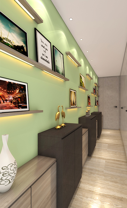 One Design-RSIDENTIAL PROJECT Lodha Crest_Worli