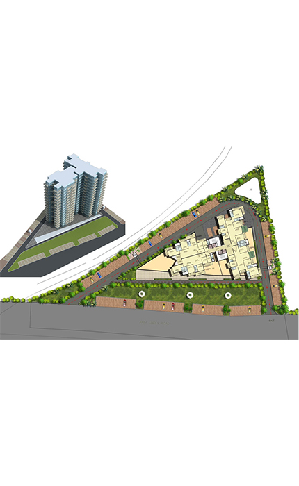 One Design-RESIDENTIAL PROJECT, Nashik