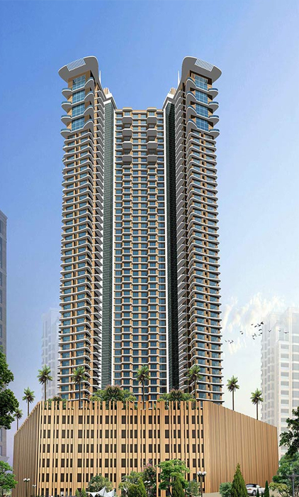 One Design-SRA PROJECT, Goregaon